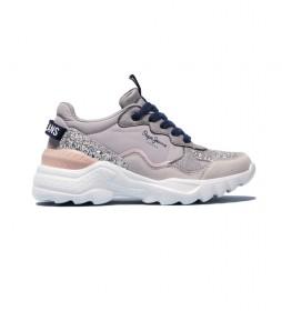 Zapatillas Ecless gris