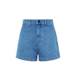 Shorts Denim Adeline azul