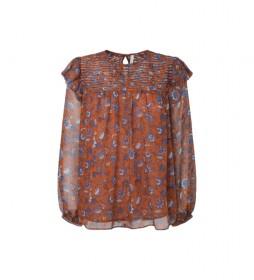 Camisa Aitana multicolor