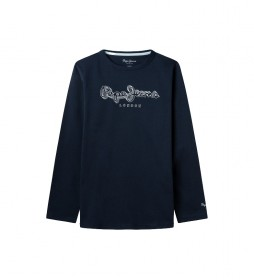 Camiseta Aldo azul marino
