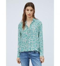 Camisa Alessandra verde