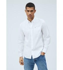 Camisa Barret blanco