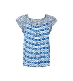 Camiseta Belinda azul