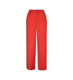 Pantalón Charis rojo