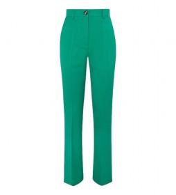 Pantalón DANIELA verde