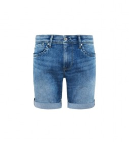 Shorts Denim Hatch Sport azul