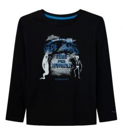 Camiseta Lucas negro
