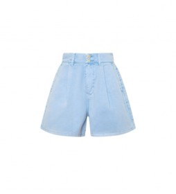 Shorts Chino Mamba azul claro