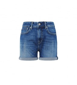 Shorts Denim Mary azul