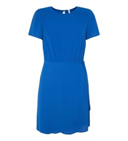 Vestido Midori azul
