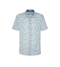 Camisa Milton floral
