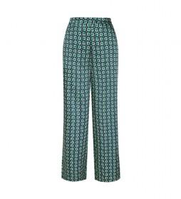 Pantalón Paula verde