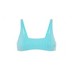 Top de Bikini Sarah azul