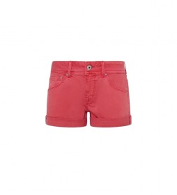 Shorts Siouxie rosa