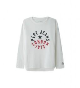 Camiseta Susi blanco