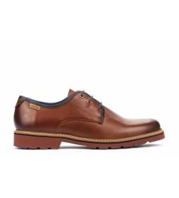 Zapatos de piel Bilbao M6E cuero