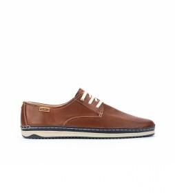 Zapatos de piel Motril M1N cuero