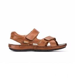 Sandalias de piel Tarifa 06J cuero