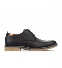 Zapatos de piel Irun M0E negro