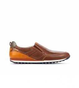 Zapatos de piel Liverpool M2A cuero