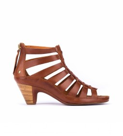 Sandalia de piel Java W5A negro