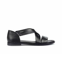 Sandalias de piel Algar W0X negro