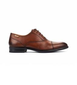 Zapatos de piel Bristol M7J cuero