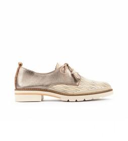 Zapatos de piel Sitges W7J beige