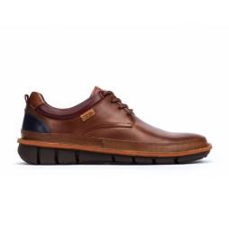 Zapatos de piel Tudela cuero