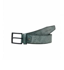 Cinturón de piel CIPR73606 azul