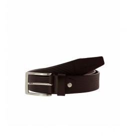 Cinturón de piel CIPR73201 marrón