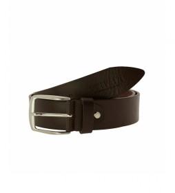 Cinturón de piel CIPR73517 marrón