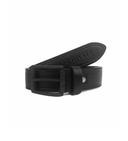 Cinturón de piel CIPR73200  negro