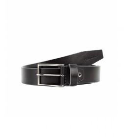 Cinturón de piel  CIPR79004 negro