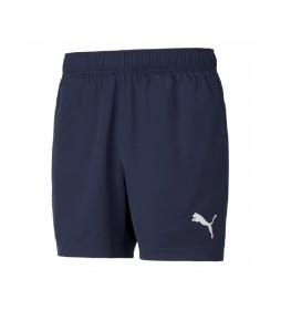 Shorts Active Woven marino