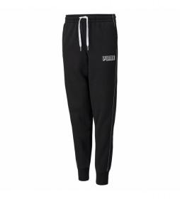 Pantalón Alpha Sweat negro