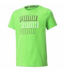 Camiseta Alpha verde
