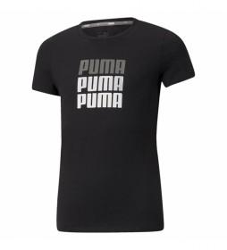 Camiseta Alpha negro