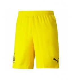Shorts  BVB Replica amarillo
