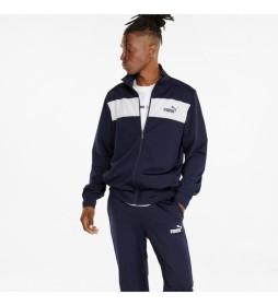 Chándal Poly Suit cl azul