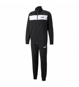 Chándal Poly Suit cl negro