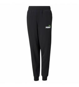 Pantalón ESS+ 2 Col Logo negro