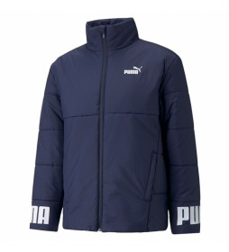 Chaqueta ESS + Padded Jacket marino