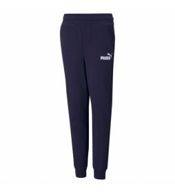 Pantalones ESS Slim negro
