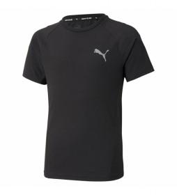 Camiseta Evostripe negro