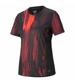 Camiseta individualCUP Graphic negro