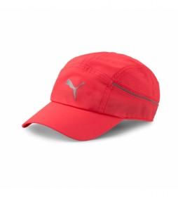 Gorra Lightweight Runner rojo