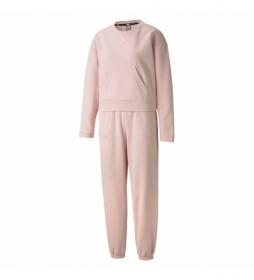 Chándal Loungewear rosa