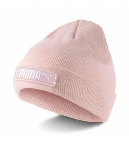 Gorro Puma Classic Cuff rosa