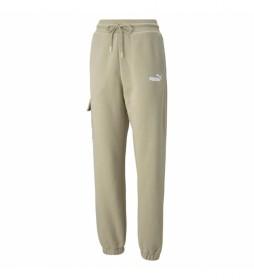 Pantalones Pants verde